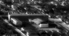 Escolas Agrupadas Municipais de Vila Santa Isabel, atual EMEF Bartolomeu Lourenço de Gusmão, anos 60