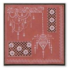 Tina's Henna Droplets and Dreamcatchers Groovi and Stamp Parchment Cards, Butterfly Template, Newspaper Crafts, Silk Ribbon Embroidery, Arts And Crafts Movement, Pop Up Cards, Paper Cards, Machine Embroidery Designs, Barbara Gray