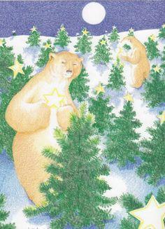 Barbara Stone polar bears - Google Search Bear Gallery, Bear Art, Polar Bears, Cute Bears, Stone Painting, Dinosaur Stuffed Animal, Creative, Image Search, Artist