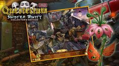 Questerium: Sinister Trinity HD Collector's Edition в Steam
