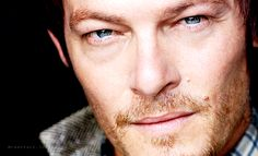 Norman Reedus. Love me some Daryl.