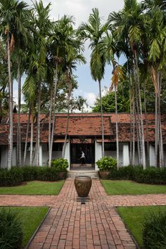Rachamankha, a 25-room boutique hotel within Chiang Mai's old city