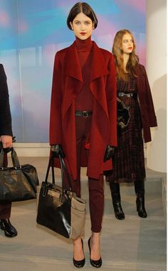 0bc52ef52e78 Banana Republic took us on a luxurious spin for its Fall Holiday 2012  collection