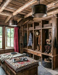Cabin ideas …