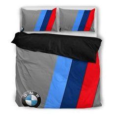 Comforter, Bedding Sets, Striped Bedding, Bmw Cars, Bmw Logo, Bedroom Decor, Decor Ideas, Stripes, Drawing