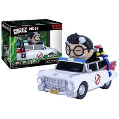 Funko Ghostbusters Dorbz Ridez  Ecto-1 Vinyl Figure - Radar Toys