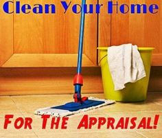 Clean Your Home For The #RealEstate Appraisal and Other Tips to Help The Appraiser: http://www.maxrealestateexposure.com/appraisers-look-real-estate-appraisal/