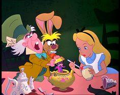 Alice in Wonderland 1951 Screencaps | 1951-disney-alice-in-wonderland