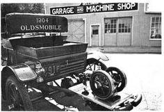 Machine Shop and Garage