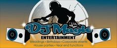 DJ Magic Entertainment Need a DJ for your wedding? New Years Party? Dj Magic, Office Parties, New Years Party, House Party, Corporate Events, Birthdays, 21st, Entertainment, Wedding