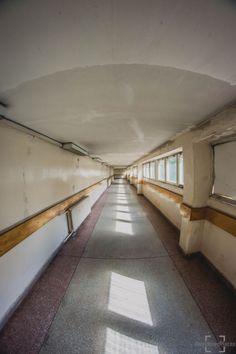 Opuszczony Szpital Kolejowy - Galeria opuszczonych miejsc w Polsce