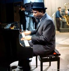 """Thelonious Monk by Jan Persson """"Bop began with Jazz but one afternoon somewhere on a sidewalk maybe Dizzy Gillespie or Charlie Parker or Thelonious Monk was walking past a men's clothing. Piano, Durham City, Dizzy Gillespie, Thelonious Monk, Jazz Artists, Jack Kerouac, Walk Past, Jaz Z, Passionate People"""