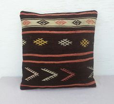 23x23 inchORGANIC  Home Decor Handwoven Large  by pillowsstore, $71.00