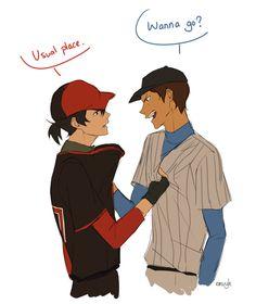 Lance & Keith