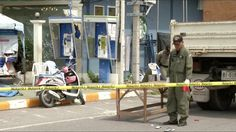 Ousted Political Party Denies Role In Thai Blasts As Police Hunt Suspects