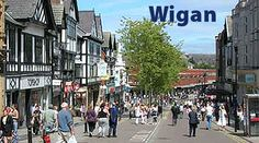 Wigan Town Centre The Locals, The Row, Health Care, Street View, The Unit, Places, Centre, Trust, Foundation