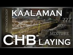 Concrete Hollow Block (CHB) Laying - Standards & Cost | Philippines - YouTube Construction Business, Square Meter, Philippines, Concrete, Make It Yourself, Youtube, Youtubers, Youtube Movies