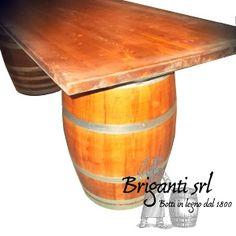 2248 - Tavolo da botti per bar e osteria cod.TLB005