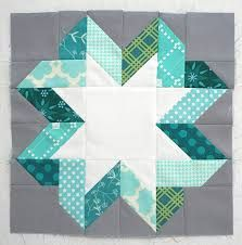 Image result for ribbon star quilt block tutorial