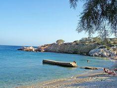 Beach House Antiparos (Αντίπαρος, Κυκλάδες) - Κριτικές Trip Advisor, Beach House, Landscapes, Greek, Restaurant, Water, Travel, Outdoor, Beach Homes