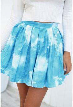 On Cloud Nine Skirt