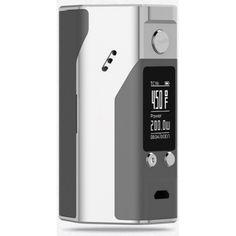 Wismec Reuleaux RX200S TC 200W Box Mod - NYHED (Brand: Wismec)
