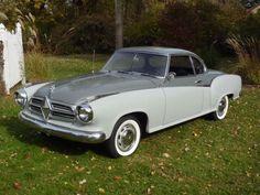 1958 Borgward Isabella Coupe
