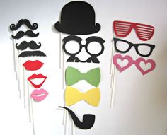 A moustache party would be awesome - 1st/2nd birthday idea for a boy?