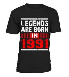 Legend are born in 1991