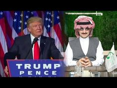 "Trump's reply to Saudi prince proves ""America made the right choice"" - YouTube"
