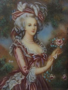 Marie Antoinette the ORIGINAL Fashionista!!!