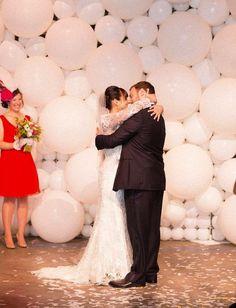 balloons decoration for wedding (15) - Decorideaz.com : Decorideaz.com
