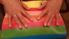 Маникюр, цветной френч | Студия красоты Талия, салон красоты, парикмахерская