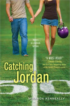 Disappointing YA sports romance. 3/5 stars.