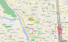 ゼンリンの「いつもNAVI-API」を使って地図を表示してみた。
