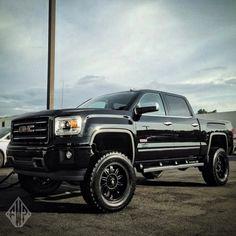 2014 Sierra my dream truck! Lifted Chevy Trucks, Gm Trucks, Chevrolet Trucks, Diesel Trucks, Cool Trucks, Pickup Trucks, Cool Cars, 1957 Chevrolet, Chevrolet Impala