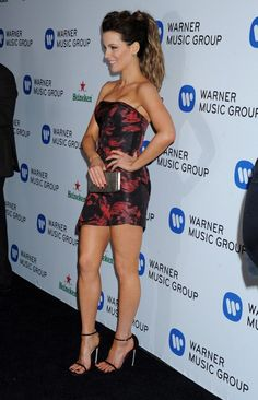 Kate Beckinsale at the Warner Music Group Hosts Annual Grammy Celebration, West Hollywood January, Kate Beckinsale Hot, Kate Beckinsale Pictures, Pearl Harbor, Nike Zoom, Beautiful Celebrities, Gorgeous Women, Beautiful Actresses, Talons Sexy, Warner Music Group