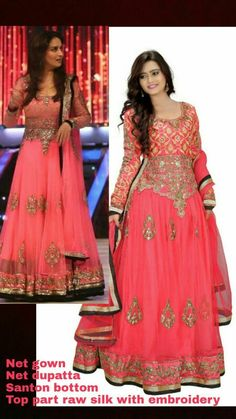 To buy this dress just call or leave msg on whatsapp +918400060006 (jsi) We deliver around the globe ✅