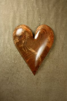 A I love you more Happy Anniversary gift by TreeWizWoodCarvings