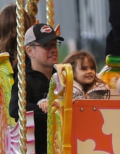 Actor Matt Damon is seen taking his wife and daughters ice skating at the Natural History Museum in London, England on November 09, 2015. The family was all smiles, contradicting the rumors that the marriage might be on the rocks.