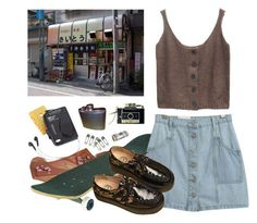 """gross"" by paper-freckles ❤ liked on Polyvore featuring Chicnova Fashion, Westinghouse and Coach"