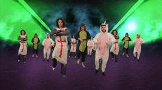 The Dragon Dance! From Ninja Sex Party's video Dragon Slayer. (Featuring EgoRaptor, Danny Sexbang, Barry, and Ninja Brian)