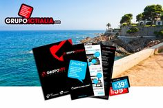 Grupo Actialia ha presentado sus servicios en Platja d'Aro de diseño web, diseño gráfico, imprenta, rotulación y marketing digital. Para más información www.grupoactialia.com o 972.983.614