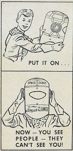 Space cadet is right. or just become a space cadet…