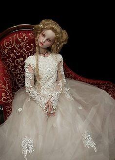 Koitsukihime doll / Angelic Maiden sculpt