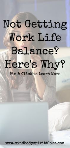 You could enjoy your life and find your purpose if you learned the right way to apply work life balance and stop believing work life balance doesn't exist. Work Life Balance Quotes, Enjoy Your Life, I Can Tell, Ted Talks, Oprah Winfrey, Feeling Overwhelmed, Career Advice, Take Care Of Yourself, Time Management