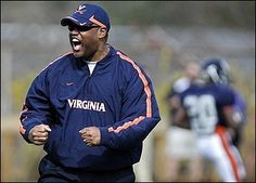 UVA Football : mike london