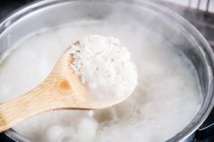 cooked rice   New Way to Cook Rice That Drastically Cuts Its Calories