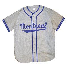 37d1d4dfb Montreal Royals 1946 Road Jersey