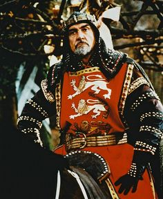Sean Connery as King Richard from Robin Hood: Prince of Thieves. #ConneryDay